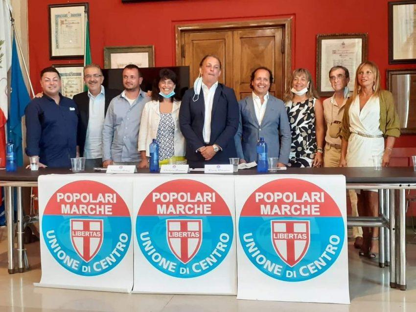 Grazie alle candidate e i candidati UDC Popolari Marche